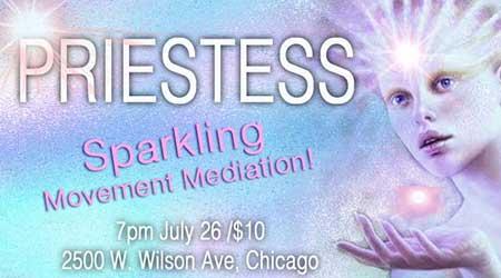 PRIESTESS EVENT CHICAGO